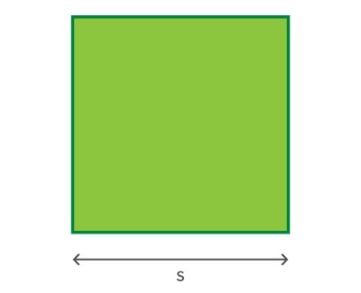 Measuring a square space